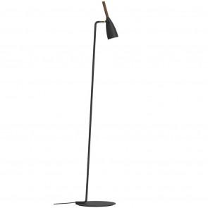 Pure 10, GU10, Höhe 149,5 cm, schwarz