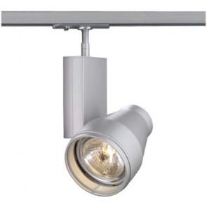 Q-Tech Spot QRB111 Länge 31,5 cm metallisch 1-flammig rund