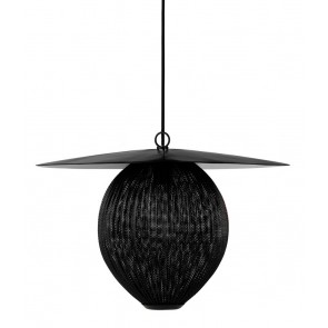 Satellite Pendant, M, Ø 22,5, Midnight Black shade