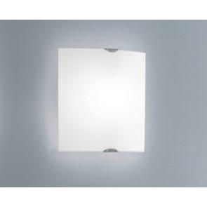 Selis P-Pl 35T E27 Satin White, Chrome Frame