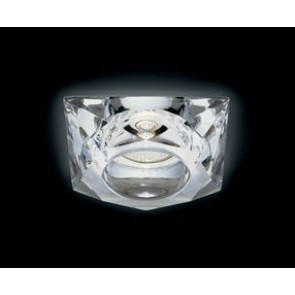 Recessed Spot Sideral Transparent