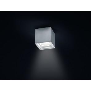 Siri LED, inkl prismatischer Entblendungsscheibe, IP30, aluminium matt