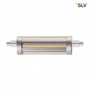 LED Leuchtmittel, QT-DE12, R7s 118mm, 3000K, 14°