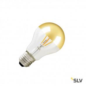 LED A60 E27 gold 200lm 180° dim