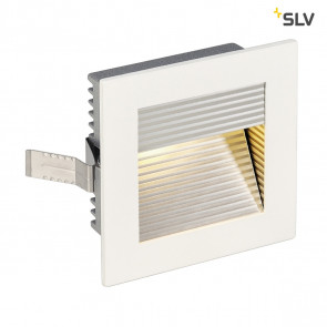 Frame Curve 9 x 9 cm weiß 1-flammig quadratisch