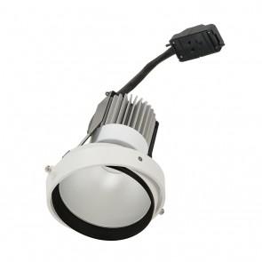 Aixlight Pro LED Disk Modul, 4000K, weiß