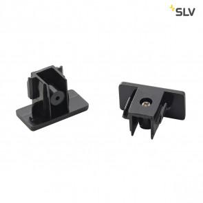 Endkappen für 1-Phasen HV-Stromschiene, schwarz