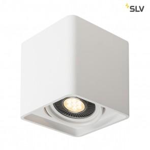 Plastra DL, 1-flammig, LED GU10 111mm, eckig, 18x18x19 cm