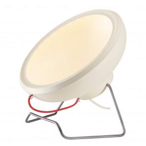I-Ring Floor Ø 38,5 cm weiß 1-flammig rund