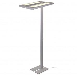 Worklight, 55 W, silbergrau