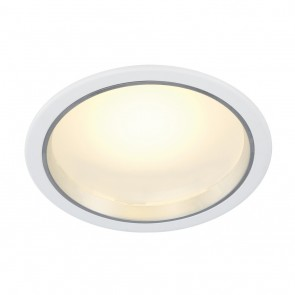 LED DOWNLIGHT 60/3, rund, weiss, 28W, SMD LED, 3000K