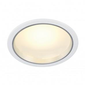 SLV LED DOWNLIGHT 60/3, rund, weiss, 28W, SMD LED, 3000K