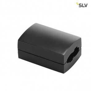 Easytec II Isolierverbinder schwarz quaderförmig