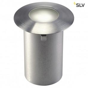 Einbauleuchte, Edelstahl 316, 4 LED, 0,3W, warmweiss