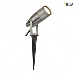 Syna LED, Erdspieß, silber, 230V, 3000K