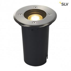 Solasto 120 Ø 12 cm metallisch 1-flammig rund