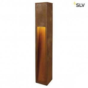 Rusty Slot, Höhe 80 cm, IP44, Eisen gerostet