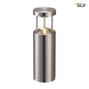 VAP LED H 30cm Stehleuchte, rund, Edelstahl 316, LED