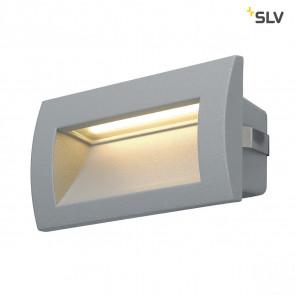 Downunder Out LED M Länge 14 cm grau 1-flammgi quaderförmig