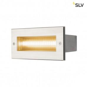 Brick, Pro LED, IP65, 3000K, Edelstahl