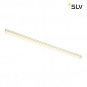 BATTEN LED 87,5 cm, weiss, 12,4W, 3000K, inkl Befestigun gsklammern
