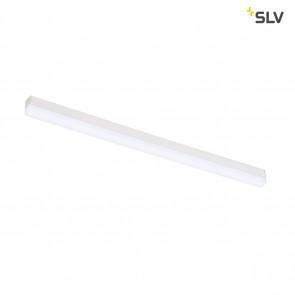 Batten Länge 57,5 cm weiß 1-flammig quaderförmig