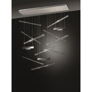 Axo Light SP Expl 10, 3-flammig, 110 x 30 cm, weiß