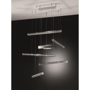 Axo Light SP Explo 5, 1-flammig, 53 x 27 cm, weiß