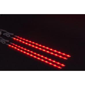 LED-Strip 4er-Set Länge 50 cm weiß 1-flammig rechteckig