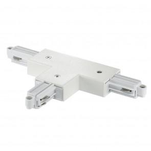 Link T-Connector Rechts Länge 17,2 cm weiß rechteckig