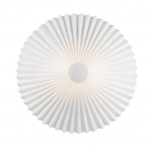 Trio, E27, IP20, Ø 45 cm, weiß