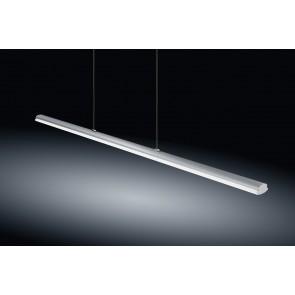Venta, Länge 116,5 cm, EasyLift, IP30, inkl LED, nickel matt
