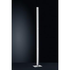 Venta, Höhe 170 cm, inkl LED, Sensordimmer, nickel matt eloxiert