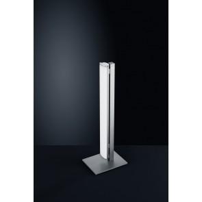 Venta, Höhe 45,5 cm, inkl LED, Sensordimmer, nickel matt eloxiert