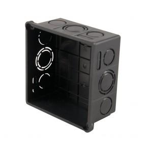 Up-Abzweigkasten mit Deckel 100X100X50mm