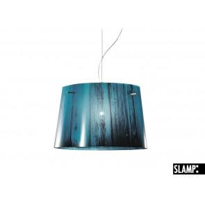 SLAMP Woody, Ø 37 cm, Blau