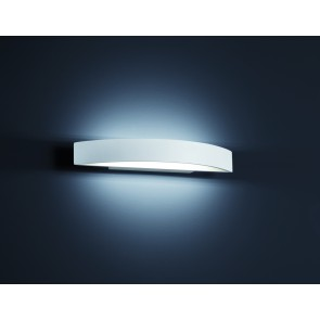 Yona, Breite 37,5 cm, inkl LED, mattweiß