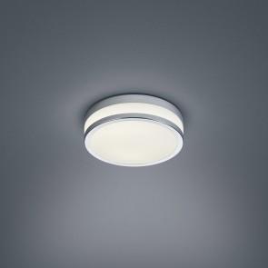 ZELO Deckenleuchte, chrom, LED, 12 W, 2900 K, 940 lm