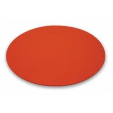 Bubble Filzauflage orange, Ø 400 x 5 mm