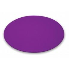 Bubble Filzauflage violett, Ø 400 x 5 mm