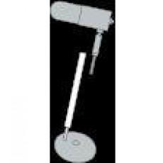SchegoLUX-Verlängerungssystem Länge 30 cm weiß