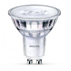 LED GU10 (PAR16), 4W (ersetzt 35W), warmweiß, dimmbar