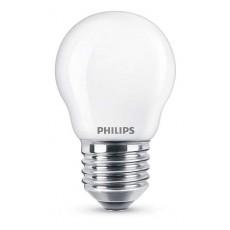 LED Classic E27 (P45) 4.3W (ersetzt 40W), 470lm, warmweiß 2700K, matt