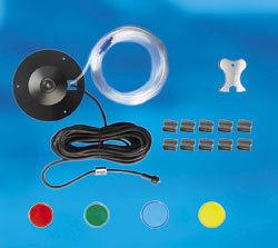 Schego Unterwasserleuchte SchegoLUX-air, Schwarz, Kunststoff, 306 | Lampen > Aussenlampen > Wasserleuchten