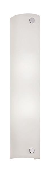 EGLO Spiegelleuchte Mono, Weiß, Metall, 85338