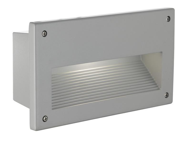 EGLO Einbaudownlight Zimba, Metallisch,weiß, Metall, 88575