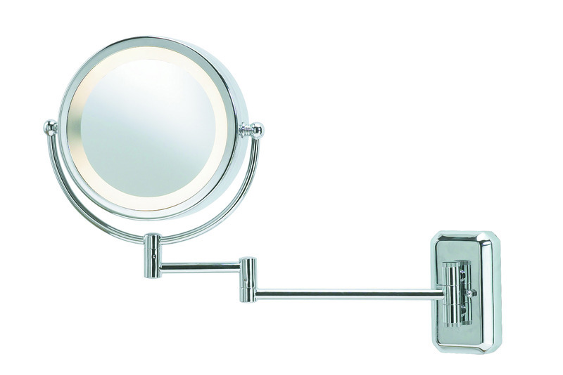 Markslöjd Leuchtspiegel Face, Chrom, Glas/Metall, ML246012