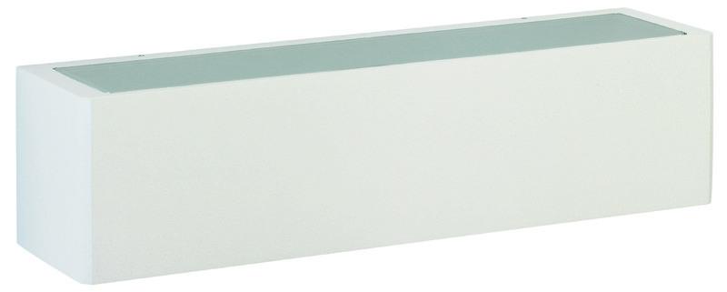 Albert Downlight Zaldron III, Transparent/weiß, Aluminium/Glas, 686169