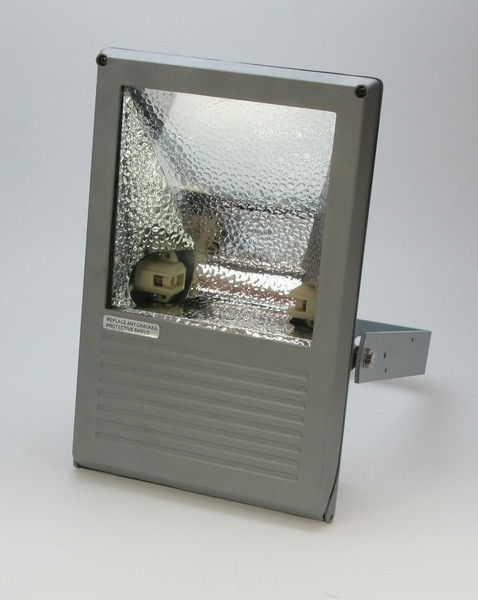 Heitronic Außenwandstrahler Sawandu 2, Transparent,metallisch, Aluminium/Glas, 36756
