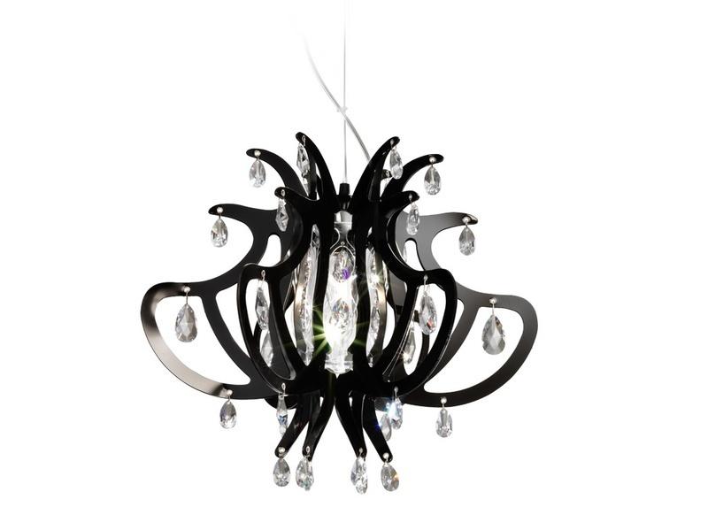 slamp-kronleuchter-lillibet-mini-schwarz-transparent-kunststoff-lil14sos0001nt000